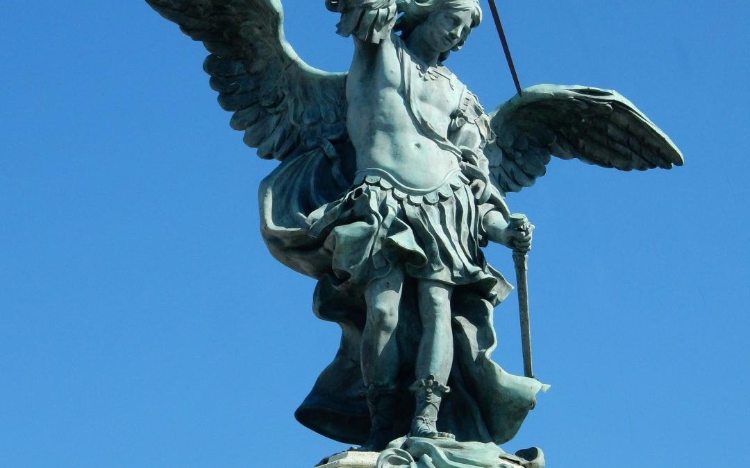 Engelen en onvoorwaardelijke liefde